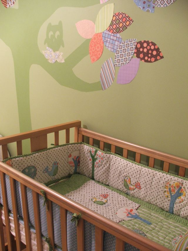 Sneak peek of twins nursery 2